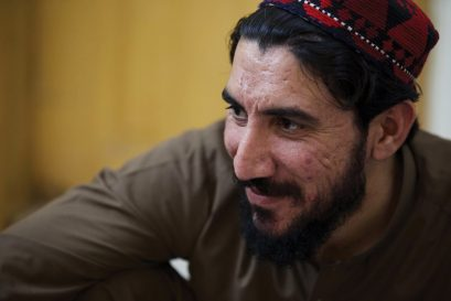 The Passion of Manzoor Pashteen
