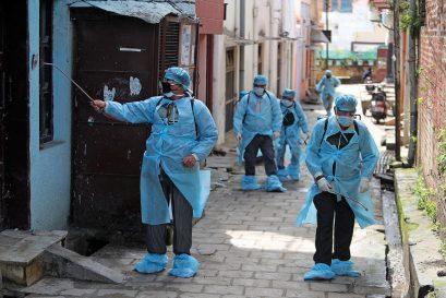 The War on Virus