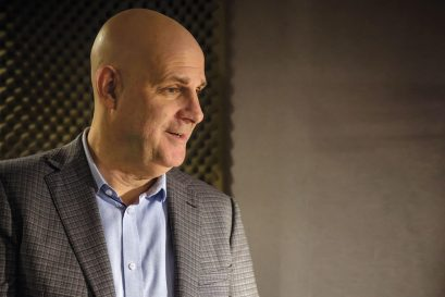 Harlan Coben: 'I like starting with a placid lake. I can then just drop a small pebble and see what happens'