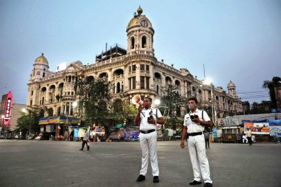 Kolkata: Memoirs of a Bruised City