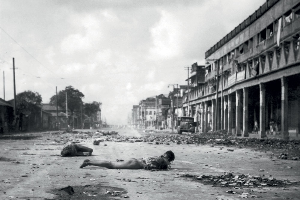What the ghosts whisper from the pandemic streets of Kolkata