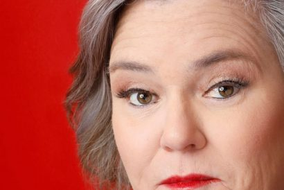 'The virus is the one that has the clock, not us,' says Rosie O'Donnell