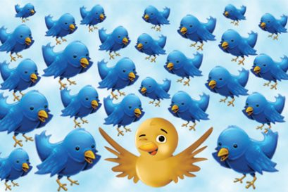Between the Devil and the Tweet Sea