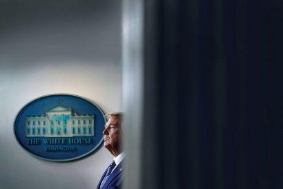 The Pandemic Presidency of Trump: 100,000 Dead