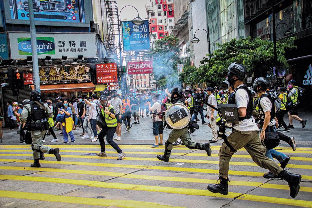 Chinese Dream, World's Nightmare