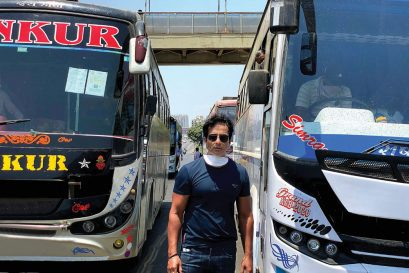 Sonu Sood: Action Hero with a Heart