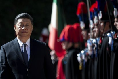 Will Xi Go to War?
