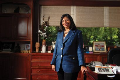 Kiran Mazumdar-Shaw, 67, Entrepreneur