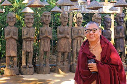 Lama Thupstan Chogyal, 49, Buddhist Monk