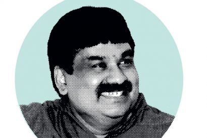 N Suresh, 52, Engineer