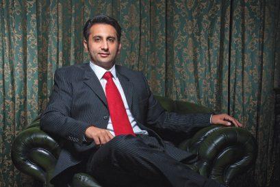 Adar Poonawalla, 39, CEO, Serum Institute of India