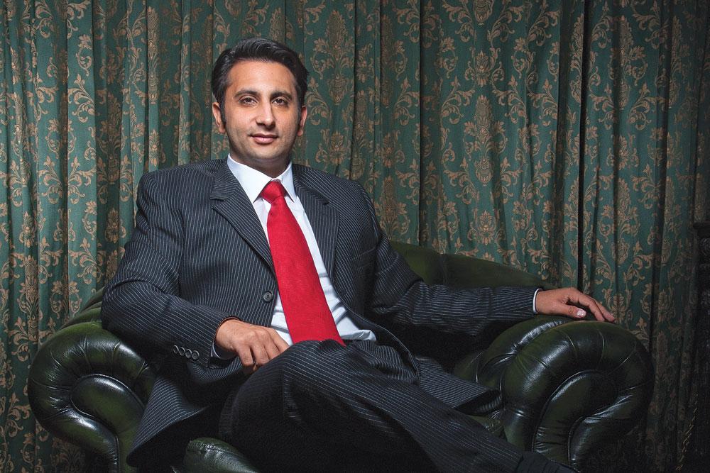 Adar Poonawalla, 39, CEO, Serum Institute of India - Open ...