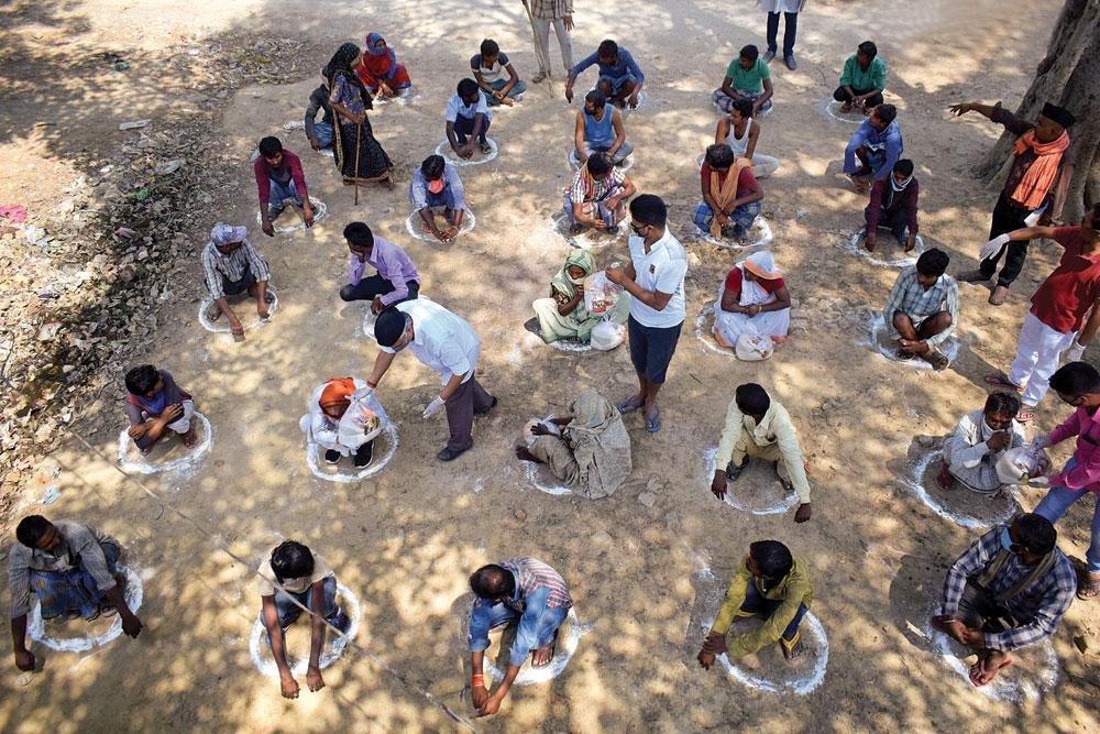 Grassroots Support, Sewa Bharti, NGO