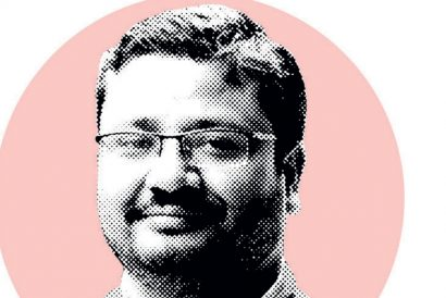 Santosh Ansumali, 43, Academic