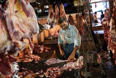 Are Indian Slaughter houses Safe?