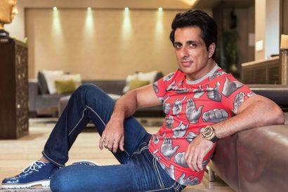 Sonu Sood, 46, Actor