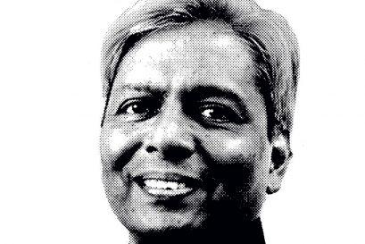 K VijayRaghavan, 66: Calm in the Storm