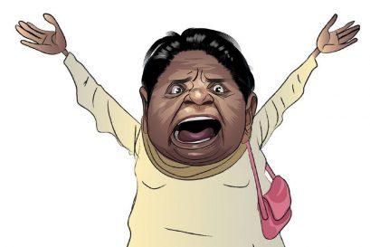 What Angers Mayawati