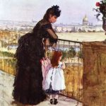 The Woman on the Balcony
