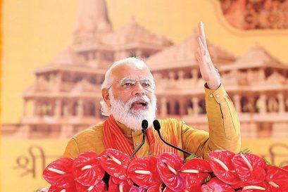 Modi, Ram and the Temple