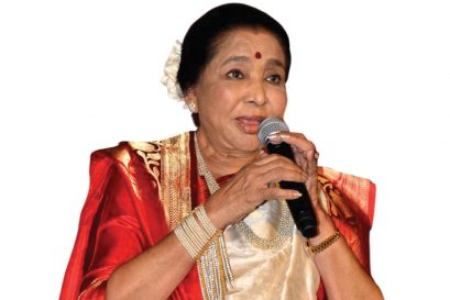 Asha Bhosle: Hot Right Now