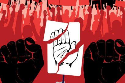 Enter the Unregistered Opposition