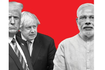 A Tale of Three Leaders
