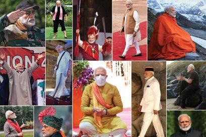 Modi at 70: A Style Statement