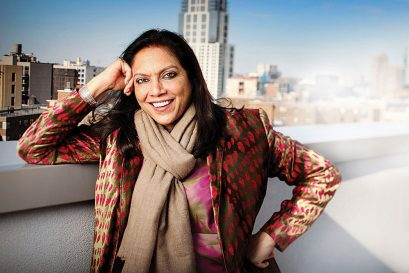 'The book itself was like a best friend,' says Mira Nair