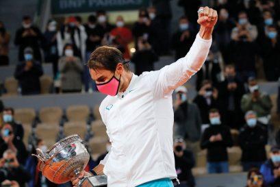 Rafael Nadal: Return of the King