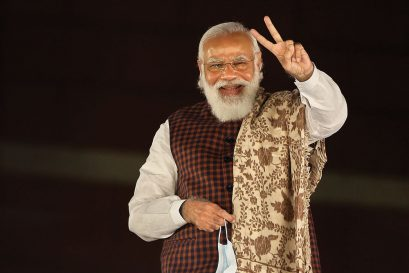 It's The Modi Surge, Still