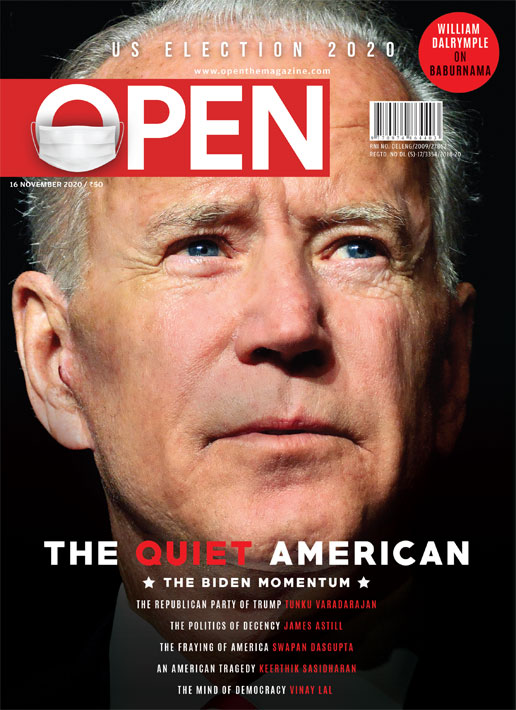 Joe Biden: The Quite American