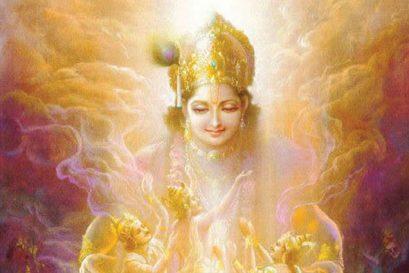 The Enigma of Krishna