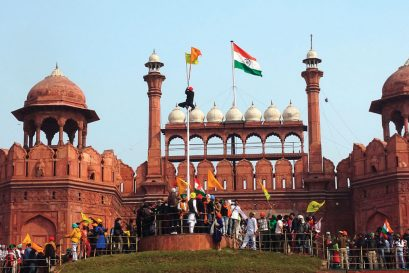 Rampage at Red Fort