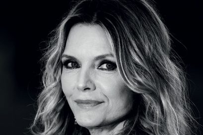 Michelle Pfeiffer: 'For me luxurious is having a great new pair of boots'