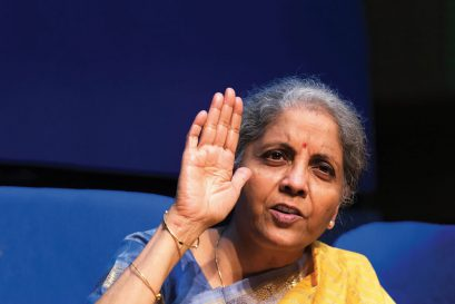 Nirmala Sitharaman: 'People want their government to ensure opportunities. They don't want to constantly look to it for doles'