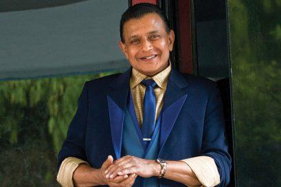 Mithun Chakraborty: A Hero's Welcome