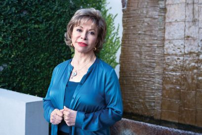Isabel Allende: 'I hope the whole world will take to the streets'