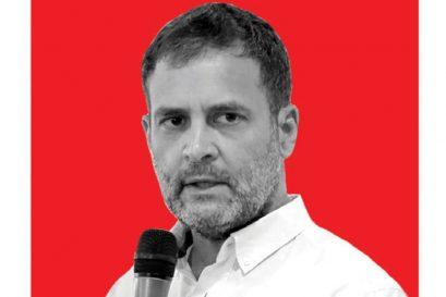 Rahul Dismisses Indian Democracy