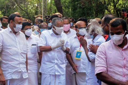 Pinarayi Vijayan: The Invincible