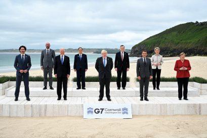 All Sound and No Fury at G7