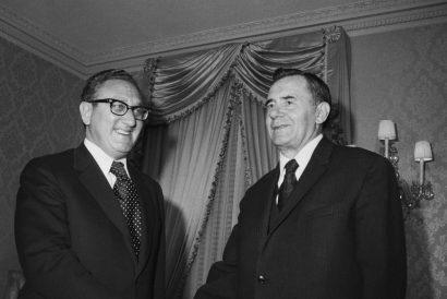 Kissinger And Gromyko