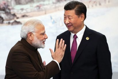 India and China: The Incompatibles