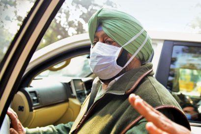 Amarinder Singh: Captain's Way