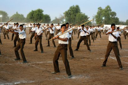 The Sangh and Modernity