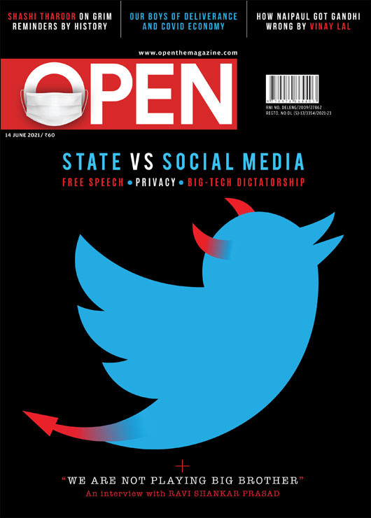 State Vs Social Media