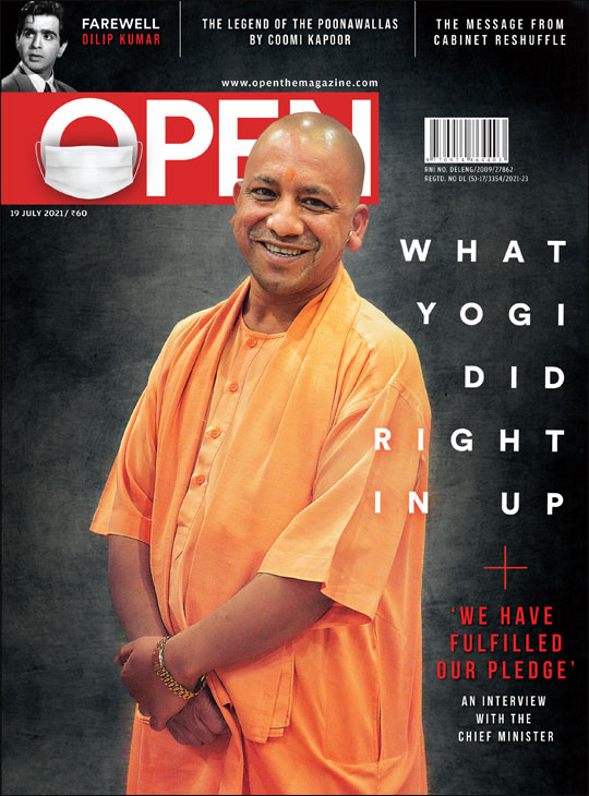 What Yogi Did Right in UP