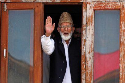 Syed Ali Shah Geelani (1929-2021): The Hardliner