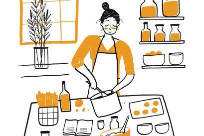 Inside the Millennial Kitchen